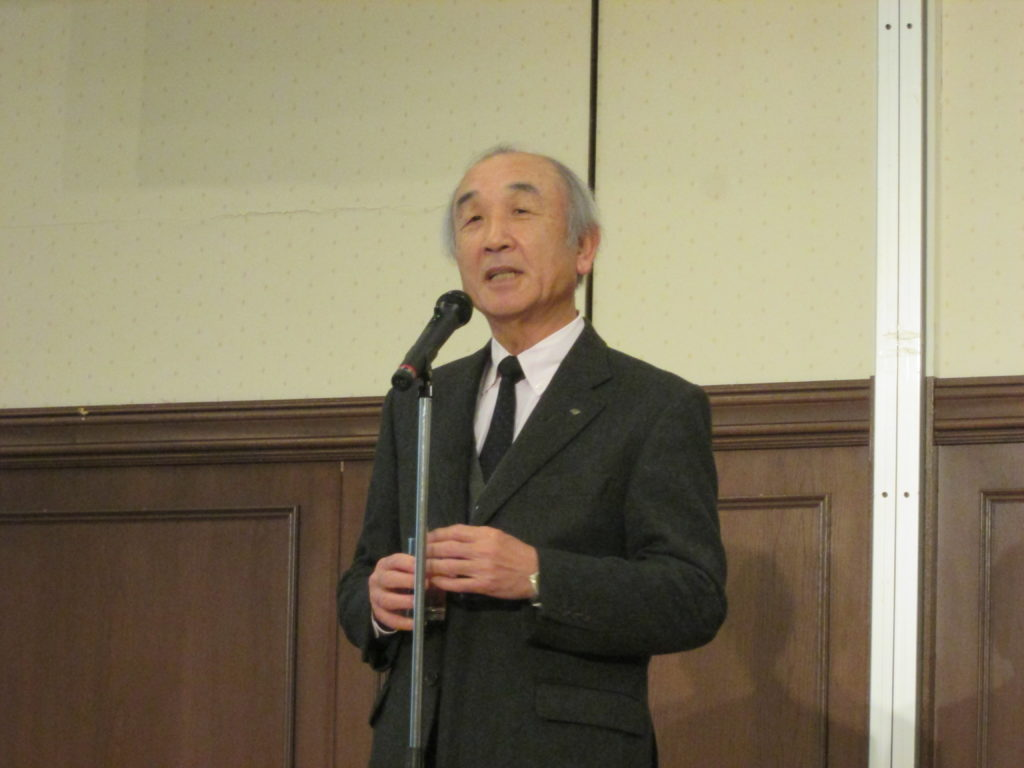 国産機械株式会社_新田工場新年会を実施しました