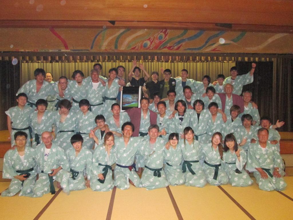 国産機械株式会社_新田工場のみんなで社員旅行に行きました