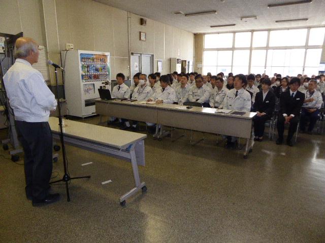 国産機械株式会社_創立記念式典を開催しました
