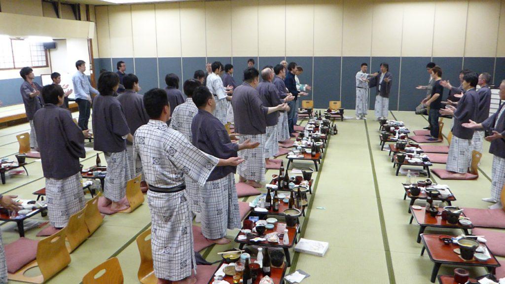 国産機械株式会社_日野工場忘年会を実施しました